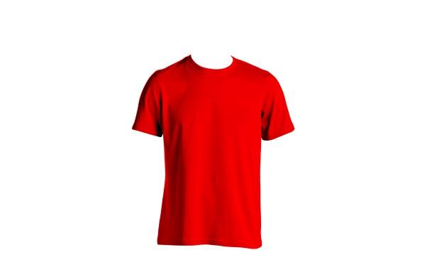 Desain Gambar Kaos Keren Warna Cardinal = Merah Terang